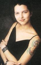 令人瞠目结舌的美国美女纹身秀组图