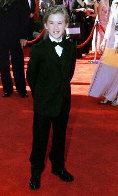 美国11岁童星哈里-乔尔-奥斯蒙特
